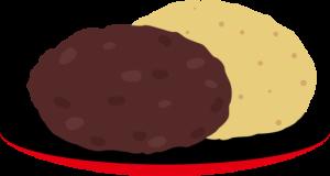 2017年のお彼岸のぼた餅