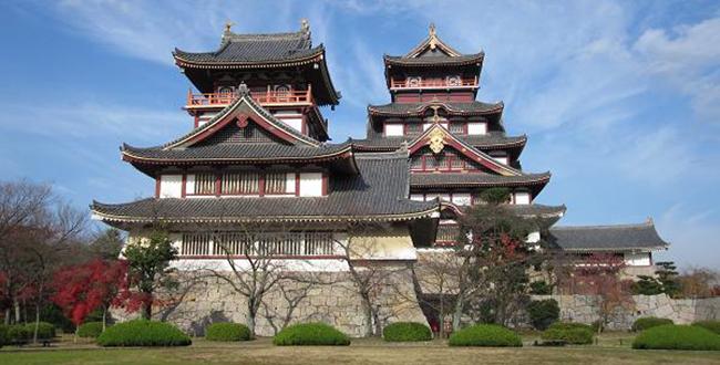 伏見城 | 日本の城一覧で見る|...