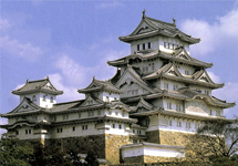 姫路城の見所③天守群