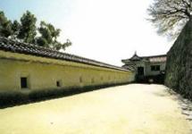姫路城の見所⑤りの門と太鼓櫓
