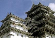 姫路城の見所天守④屋根の連なり