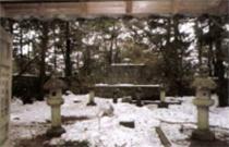 安土城の見所⑦信長廟