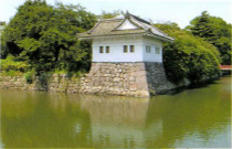 小田原城の見所②隅櫓
