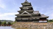 松本城の見所①②辰巳附櫓