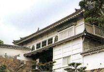姫路城の見所④菱の門