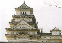 姫路城の見所天守②大天守と東小天守