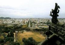 姫路城の見所天守⑥天守からの眺め