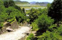 安土城の見所⑤伝徳川家康邸跡