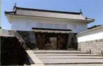 小田原城の見所③銅門