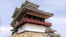 松本城の見所①④月見櫓