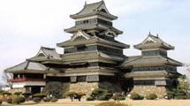 松本城の見所①大天守