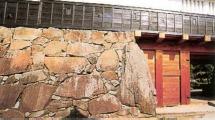 松本城の見所⑤玄蕃石