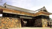 松本城の見所⑥黒門