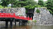 松本城の見所⑨埋門