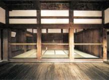 犬山城の見所④一階上段の間