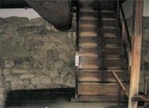 犬山城の見所⑤地階の穴倉