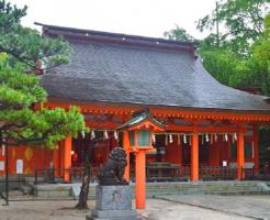 住吉神社のお宮参り