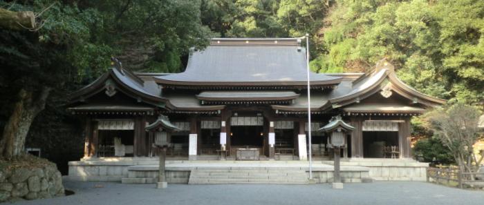 高見神社のお宮参り